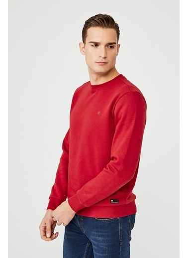 Avva Sweatshirt Bordo